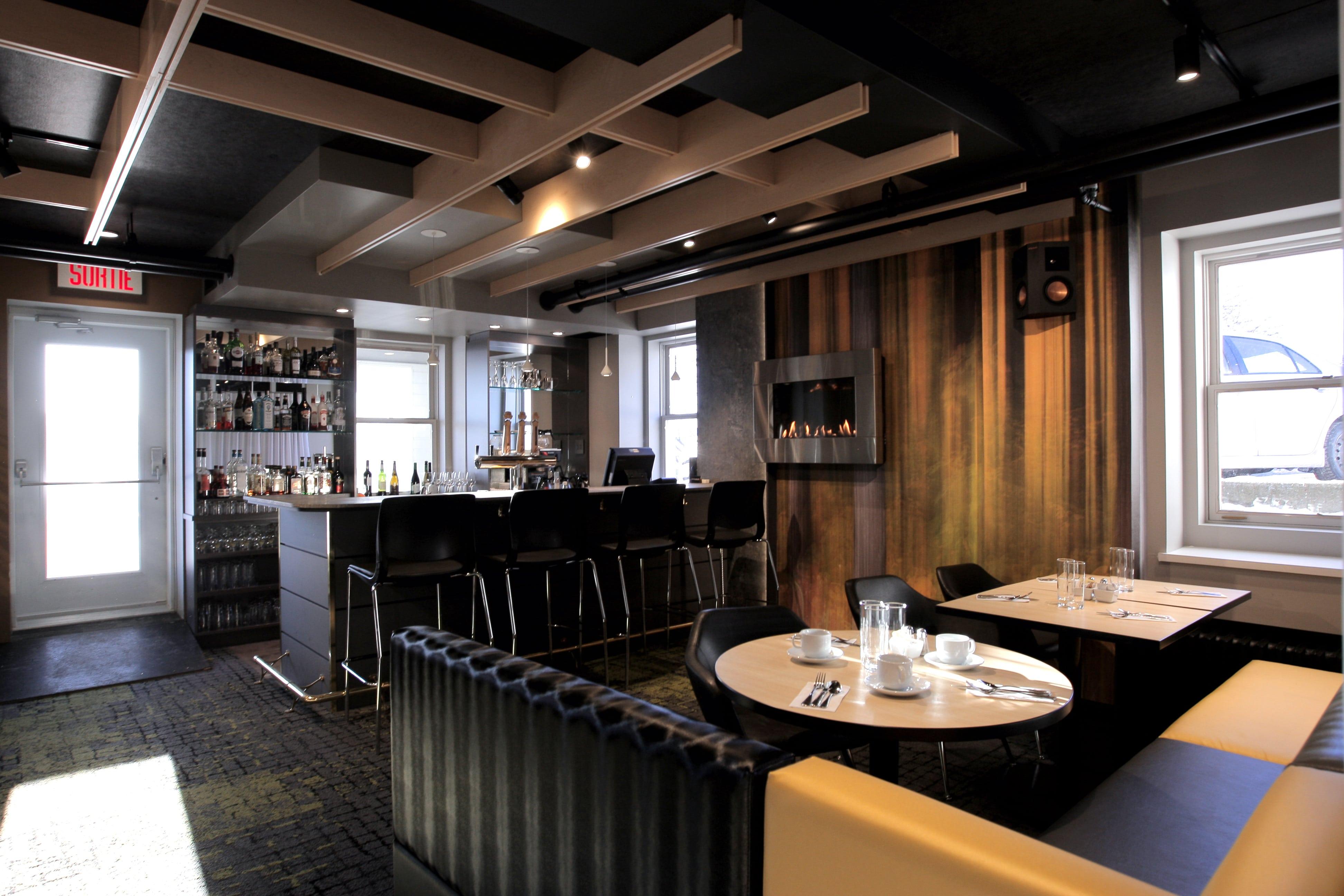 Restaurant L'introuvable ambiance