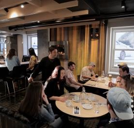 Restaurant L'introuvable en Beauce